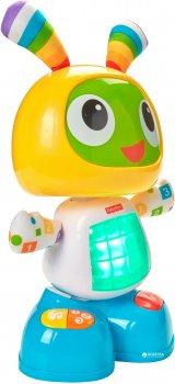 Игрушка Fisher-Price Обучающий интерактивный робот БиБо на украинском языке (FRV58)