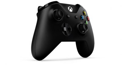 Геймпад Microsoft Xbox One S Wireless Controller (Black)