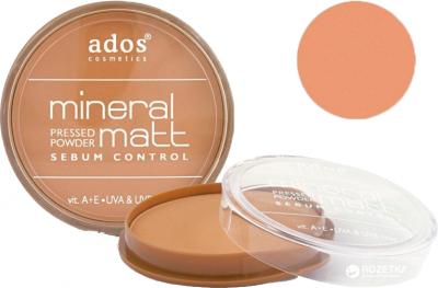 Минеральная пудра Ados Mineral Matt 04 12 г (5906942120040)