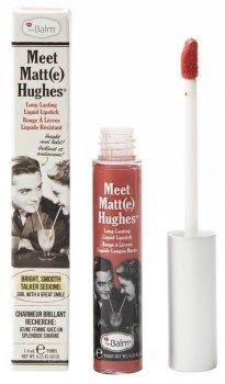 Жидкая матовая помада TheBalm Meet Matte Hughes Honest 7.4 мл (681619805127)