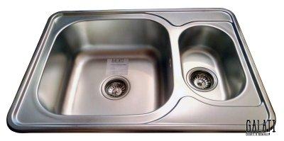 Кухонная мойка Galati Fifika 1.5C Satin (4013)