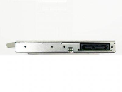 DVD±RW привод для ноутбука SATA 12.7mm LG GTAON, GTA0N Slim. Высота 12.7mm (65067)