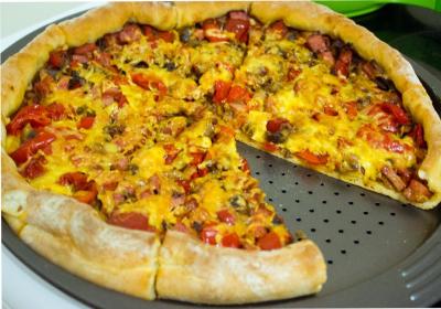 Форма для випічки Tefal EasyGrip 34 см для піци (J0839074)