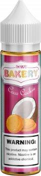 Рідина для електронних сигарет I'm vape Bakery Coco cookie 3 мг 60 мл (Кокос + Печиво) (IMB-CC-60-3)