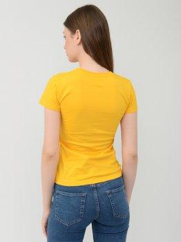 Футболка Sol's Imperial Women 11502301 Желтая