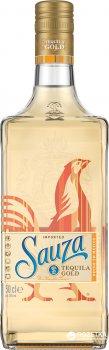 Текила Sauza Tequila Gold 0.5 л 38% (7501005616195)