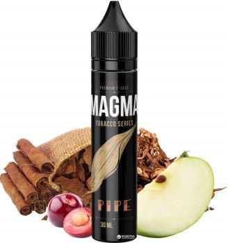 Жидкость для электронных сигарет Magma Pipe Tobacco Series 30 мл (Фруктовое ассорти + табак)