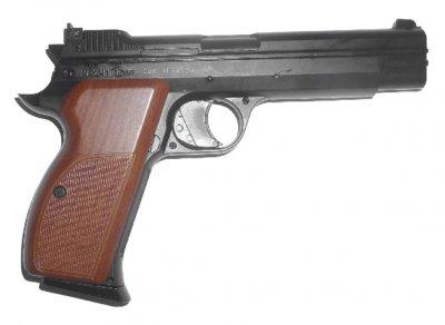 Пневматичний пістолет SAS P 210 Blowback (рухомий затвор)