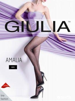 Колготки Giulia Amalia 01 20 Den Nero