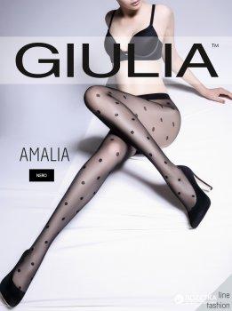 Колготки Giulia Amalia 06 20 Den Nero