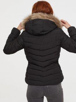 Куртка H&M 0634727-8 Черная