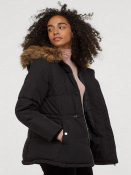 Куртка H&M 0721267-0 Черная
