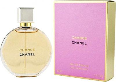 Парфюмированная вода для женщин Chanel Chance 50 мл (3145891264203)