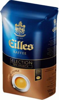 Кофе J.J.Darboven Eilles Selection Caffe Crema в зернах 500 г
