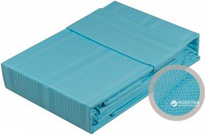 Комплект постільної білизни Hobby Exclusive Sateen Diamond Stripe 160x220x2 (8698499128842)
