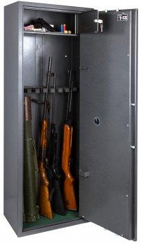 Сейф збройовий SAFETRONICS MAXI 8PMLG