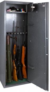 Сейф збройовий SAFETRONICS IVETA 8РМE