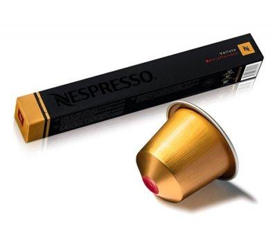 Кава в капсулах Nespresso Volluto decaf (тубус) 10 шт