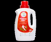 Гипоаллергенное жидкое средство для стирки спортивной и туристической одежды с нейтрализатором запаха BioLife 1000 мл