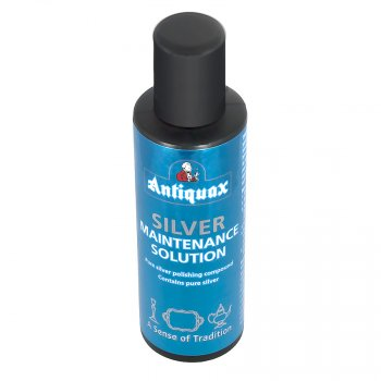 Розчин для догляду за сріблом Antiquax Silver Maintenance Solution 100 мл