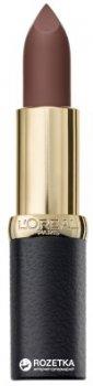 Помада для губ L'Oréal Paris Color Riche Matte 4.5 мл 654 Коричневий (3600523584734)