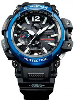 Годинник Casio G-SHOCK GPW-2000-1A2ER (931381472)