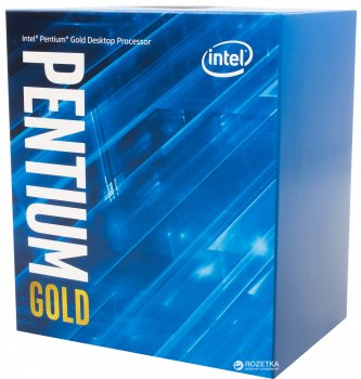 Процесор Intel Pentium Gold G5500 3.8GHz/8GT/s/4MB (BX80684G5500) s1151 BOX