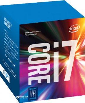 Процесор Intel Core i7-7700 3.6 GHz/8GT/s/8MB (BX80677I77700) s1151 BOX