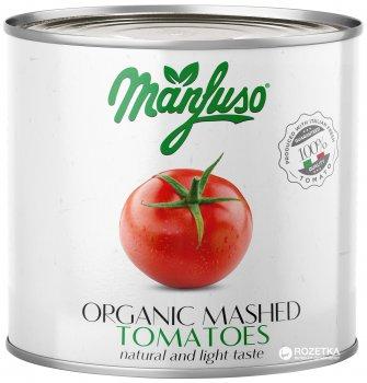 Пюре из томатов Manfuso органическое 2.5 кг (8012462002074)