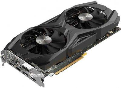 Zotac PCI-Ex GeForce GTX 1070 Ti AMP Edition 8GB GDDR5 (256bit) (1607/8000) (DVI, HDMI, 3 x DisplayPort) (ZT-P10710C-10P)