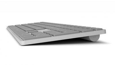 Клавиатура Microsoft Modern Keyboard with Fingerprint ID (EKZ-00001)