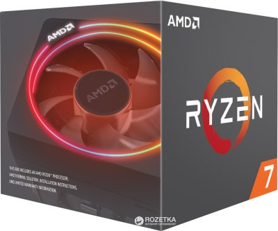 Процесор AMD Ryzen 7 2700X 3.7GHz/16MB (YD270XBGAFBOX) sAM4 BOX
