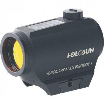 Коліматорний приціл Holosun PARALOW(HS403C)