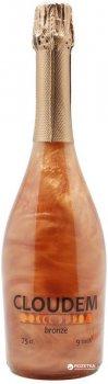 Вино игристое Cloudem Bronze белое экстра сухое 0.75 л 8% (8432286006803)