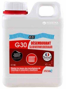Рідина для промивання систем опалення GEB G30 Desembuant 1 л