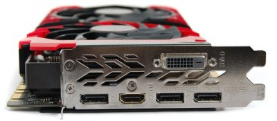 Видеокарта MSI GeForce GTX 1080 GAMING X