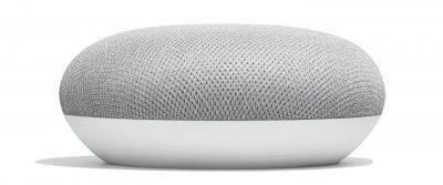 Голосовий асистент Google Home Mini, Пастельний колір