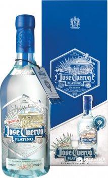 Текила Jose Cuervo Reserva De La Familia Platino 0.7 л 40% (7501035010833)