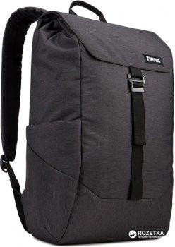 """Рюкзак для ноутбука Thule Lithos 15"""" Black (3203627)"""