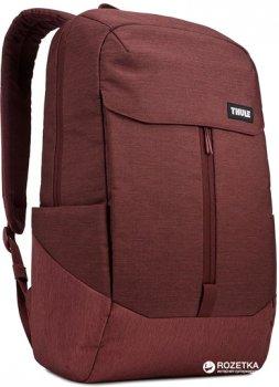 """Рюкзак для ноутбука Thule Lithos 15.6"""" Dark Burgundy (3203634)"""