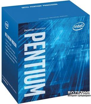 Процесор Intel Pentium G4400 3.3 GHz/8GT/s/3MB (BX80662G4400) s1151 BOX