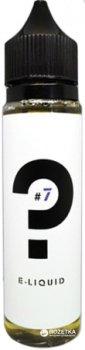 Рідина для електронних сигарет SibTech? #7 70 мл (Груша з бананом, полита топленим ірисом)