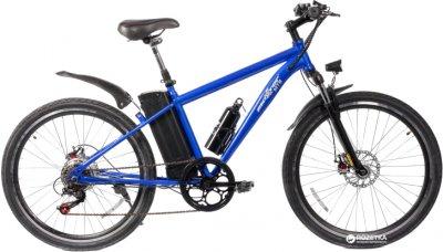 Электровелосипед Maxxter MTB Синий