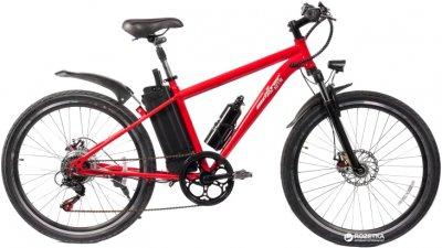 Электровелосипед Maxxter MTB Красный