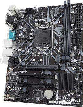Материнская плата Gigabyte H310M S2P (s1151, Intel H310, PCI-Ex16)