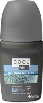 Антиперспирант роликовый Cool Men Ultrasensitive 50 мл (4823015936722)