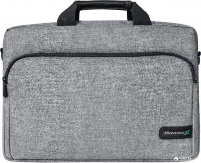 "Сумка для ноутбука Grand-X 15.6"" Grey (SB-139G)"