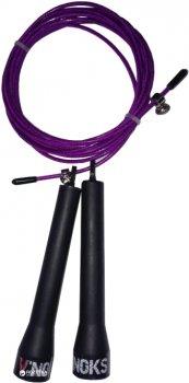 Скакалка для кросфіту V`Noks Steel Фіолетова (1462_40217)