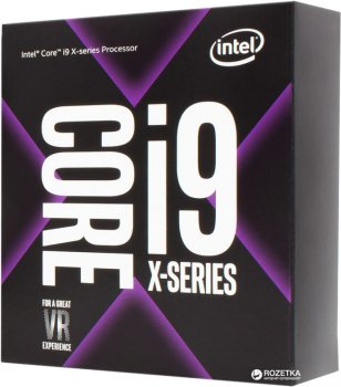Процесор Intel Core i9-7900X X-Series 3.3 GHz/8GT/s/13.75 MB (BX80673I97900X) s2066 BOX