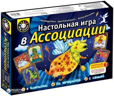 Настільна гра Ranok-Creative Асоціації (12120027Р) (4823076123390)